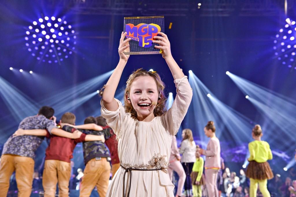 danske melodi grandprix vindere